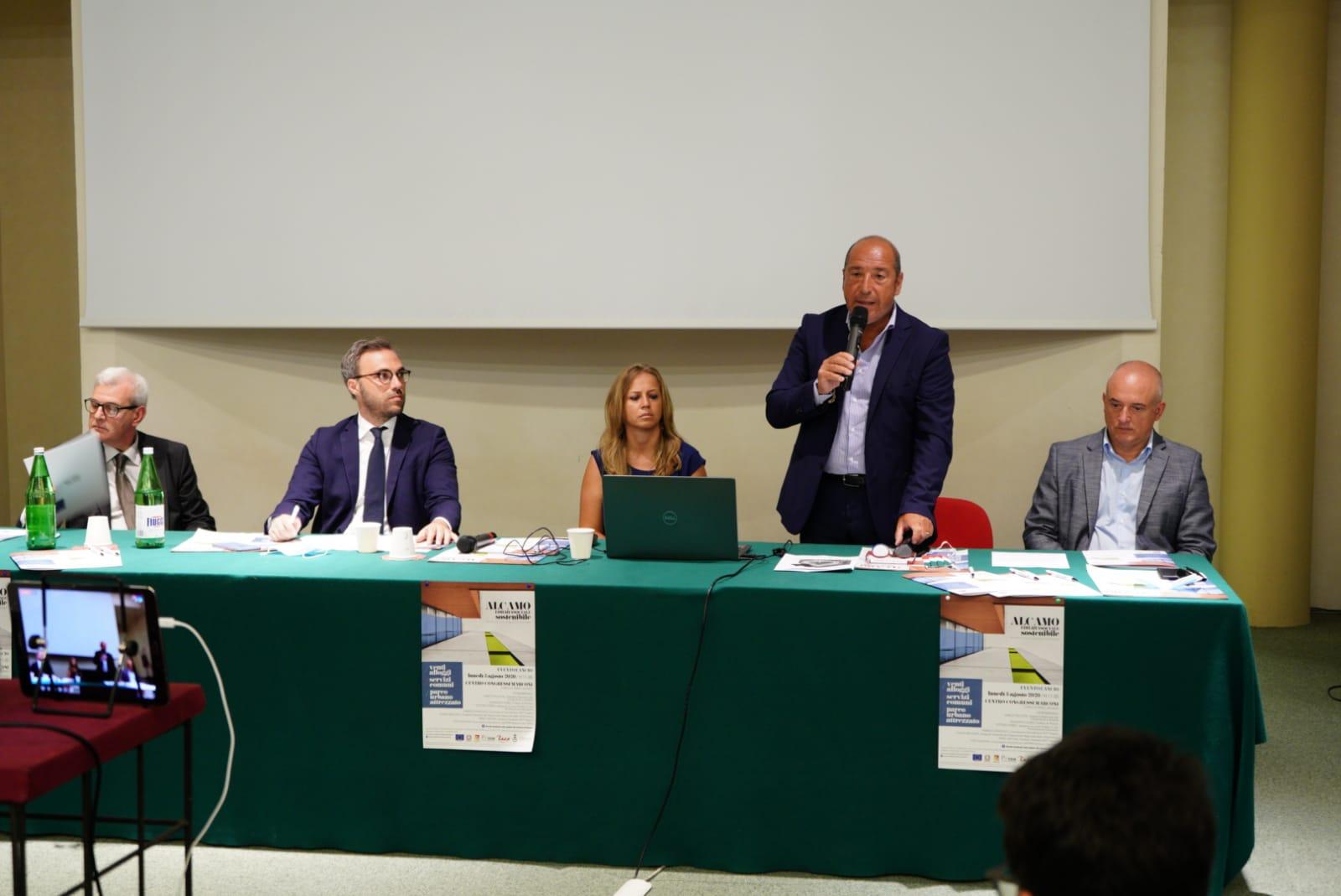 Edilizia Sociale Sostenibile: presentato il progetto ad Alcamo